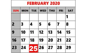 February Members Meeting – February 25