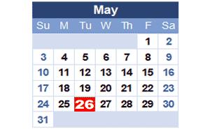 May Members Meeting – May 26
