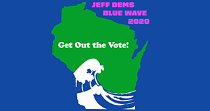 Blue Wave Tour: 13 towns in 2 weeks! Sept 19 – Oct 4
