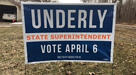 Request Underly Yard Signs