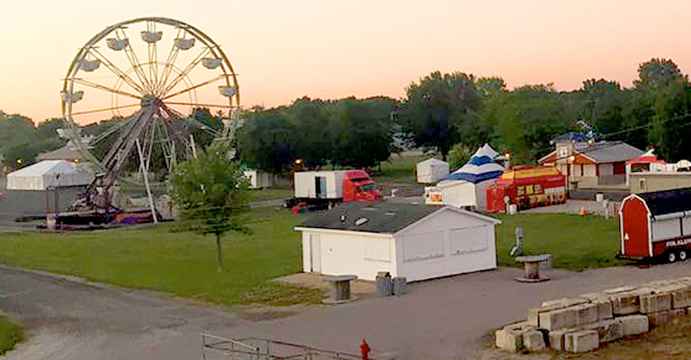Sign Up For The Jefferson County Fair